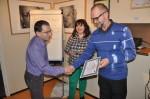 Wręczenie certyfikatów uczestnikom Kursu